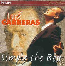 "Carreras, Jose ""Simply the Best"" CD NEU OVP"