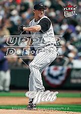 2007 Ultra Baseball (#1-250) - You Choose - *WE COMBINE S/H*