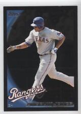 2010 Topps Wal-Mart Black #192 Andruw Jones Texas Rangers Baseball Card
