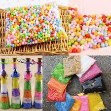 Toy Diy Crafts Polystyrene Mini Beads Styrofoam Filler Forms Assorted Balls