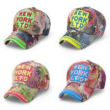 NY Ltd Cap Nuovo Venditore di UK BASEBALL HAT UOMO DONNA NEW YORK