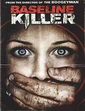 Baseline Killer (DVD, 2009) German horror master Ulli Lommel Director