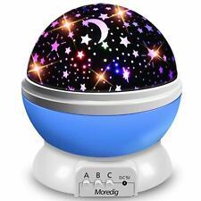 Moredig Night Light Lamp Projector, Star Light Rotating Projector, Star Projecto