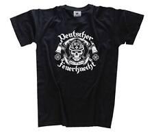 Feuerwehr - Deutscher Feuerknecht  T-Shirt S-XXXL
