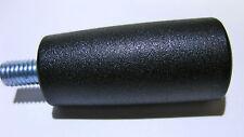 MANIGLIA in plastica M8 x12mm maschio filettatura tornio di fresatura Router Drill Visto Pialla per fotocamera