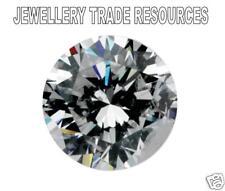3mm ROUND VS2 CLARITY G COLOUR GENUINE NATURAL DIAMOND