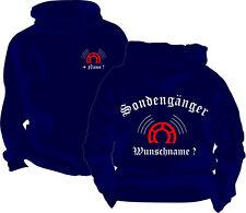 Sondler Sondeln Sondengänger Schatzsucher Jacke Pullover Sweatshirt T-Shirt 9