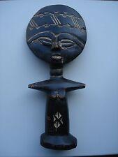 Original Antique African wood carved  Fertility statue