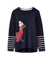 JOULES Tom Joule Shirt Babymaggie mit Katze grau Gr 68 NEU