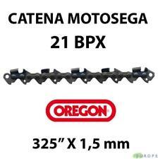 """CATENA PER MOTOSEGA - OREGON 21 BPX .325"""" - 1.5 mm"""