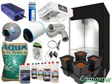 Maxibright 315 Daylight Grow Tent Kit or Lumii Solar 315 Complete Grow Tent Kit