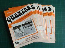 Darlington-CASA-Division 4-LEAGUE & Cup -1984-85 - Seleziona programmi richiesti