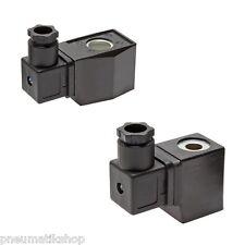 Magnetspule für 2/2-Wege Magnetventile, für Baureihe SLP / ZS, versch. Typen