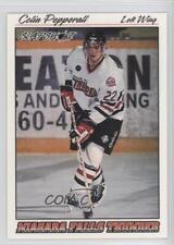 1995-96 Slapshot OHL 197 Colin Pepperall Niagara Falls Thunder (OHL) Hockey Card