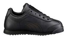Puma Roma Basic Black, Black Toddler Kids Sneakers Tennis Shoes 354260 12