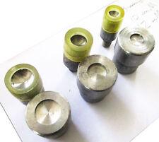 HPM Setters for Mushroom rivets 8mm, 10mm, 12mm