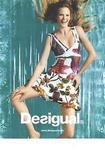 PUBLICITE ADVERTISING 2010   DESIGUAL pret à porter                       060812