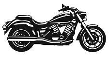 Yamaha xvs 950 A midnight star autocollant