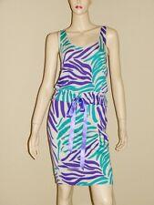 BLUMARINE Sleeveless Knit Dress 42 NWT