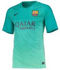 Camiseta nike fc barcelona 2016-2017 Third [128 hasta XXL] barca messi neymar Suarez