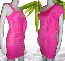 Women Dress Mini one shoulder bodycon clubwear casual party dresses