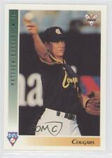 1994 Futera Australian Baseball Export Series #48 Matthew Buchley Rookie Card