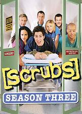 Scrubs - The Complete Third Season (DVD, 2006, 3-Disc Set)