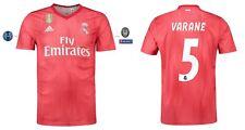 Trikot Adidas Real Madrid 2018-2019 Third UCL - Varane 5 [S-XXL] Champions