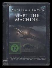 DVD ANGELS & AIRWAVES - START THE MACHINE (Blink-182) MUSIK *** NEU ***