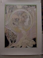 Michael Wm. Kaluta: Freder's Dream Print (colour) (USA)