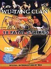 18 Fatal Strikes (DVD, 2001)
