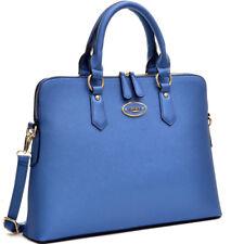 Women Briefcase Laptop Handbag Satchel Bag Business Purse Faux Leather