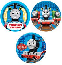 Thomas Edible Kids Birthday Cake Icing Sheet Topper Decoration Round Images
