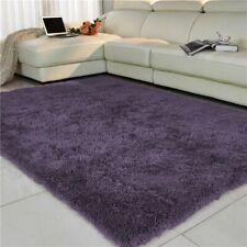 Fluffy Fur Rug Living Room Home Decor Carpet Bedroom Warm Feet Mat Kid Game Play