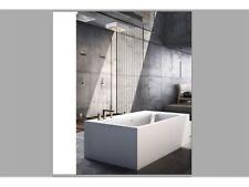 mezclador bañera Gessi Rectángulo K mezclador bañera cuarto de baño con
