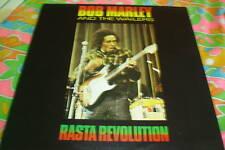 BOB MARLEY LP RASTA REVOLUTION TROAJN RECORDS REGGAE