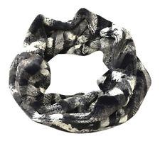 Pia Rossini - Ladies Luxury Elegant Winter Chunky Faux Fur Twist Snood Scarf