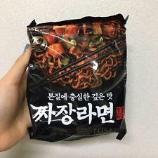 Korean Instant Black Bean Sauce Noodle E-MART JAJANG RAMYEON Ramen 3,6,9ea