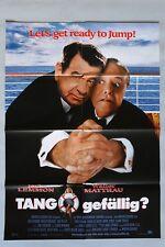 (P63) Kinoplakat Tango gefällig? - 1997 Jack Lemmon, Walter Matthau