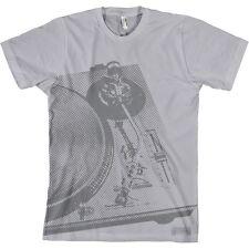 DMC Technics Halftone Deck t-shirt # grey/black (s/m/l/xl/xxl) NEW