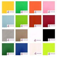 Hule Monocolor Uni Mantel según MEDIDA POR METROS Y ROLLOS (K1)