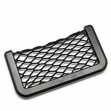 2Sizes Universal Car Seat Side Back Storage Net Bag Phone Holder Pocket Pouch