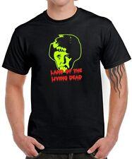 Merkel horror zombi untod país Living Dead política revolución Fun T-Shirt