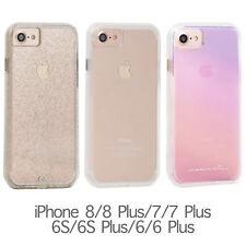 Case-Mate Naked Tough Case iPhone 8 7 6s 6 8 Plus 7 Plus 6s Plus - Retail Box