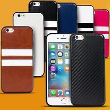 Handy Hülle Schutzhülle Cover Case Schutz Tasche Silikon TPU Bumper Carbon Slim