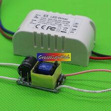 2-4x3W Watt High Power LED Light lamp Driver Power Supply 85-265V 650mA