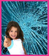 Seguridad y de seguridad película de la ventana transparente de vidrio protección anti Rotura Uv rechazo