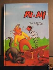 PIT & ALF HARDCOVER GROSSBAND # 4