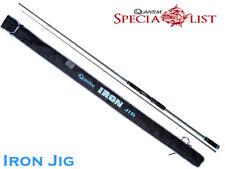 Quantum IRON JIG - Jig-Rute 2,45 und 2,75 m - Wurfgewicht 72 g - 2 teilig
