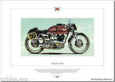 MATCHLESS G45 - Motorcycle Fine Art Print - 500cc Twin